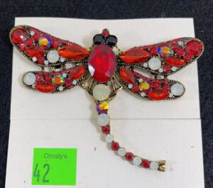 Costume Jewelry Auction Ending March 25th