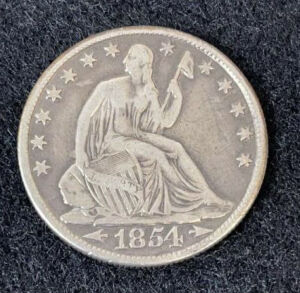 Coin Auction Ending April 15th at 9am