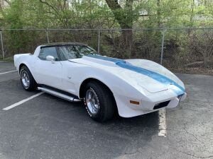 1979 Corvette, Other Vehicles Closing April 16th