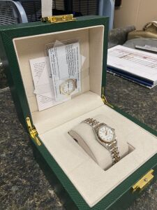 Ladies Rolex and Rings Closing April 26th