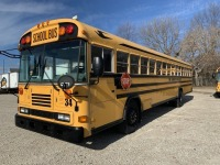 2004 Bluebird 84 Passenger Bus