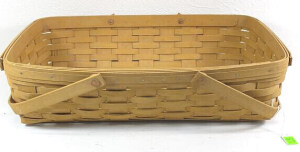 2003 Longaberger Large Gathering Basket