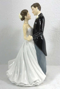 Royal Doulton Occasions Wedding Day H N 5646