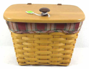 2002 Small Mail Basket With Liner
