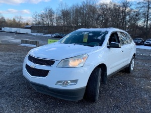 2009 CHEVROLET TRAVERSE LS 1GNEV13DX9S143722