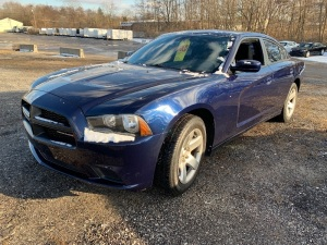 2013 DODGE CHARGER 2C3CDXAG1DH620139