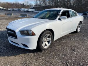 2013 DODGE CHARGER 2C3CDXAT0DH721086