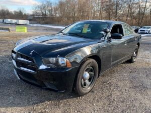 2014 DODGE CHARGER 2C3CDXAT1EH321801