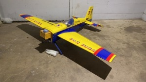 Aerotech Edge 540 37% Air Plane 84""
