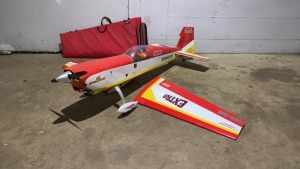 "RC Airplanes CA330 88"" 3w75 Engine 30%"