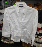 2 Shirts Sz 12; Anne Klein, Jones New York - 2