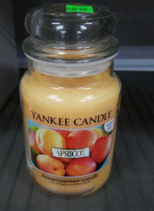 Yankee Candle Apricot 22oz