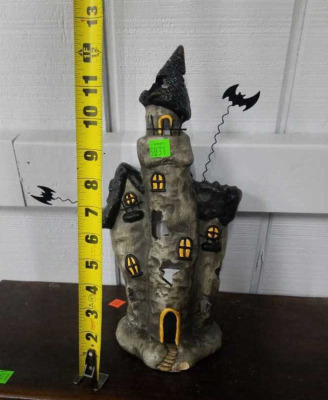 Yankee Candle Haunted House Tea Light Holder