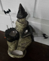 Yankee Candle Haunted House Tea Light Holder - 5