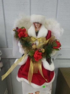 Home Collection Angel Tree Topper