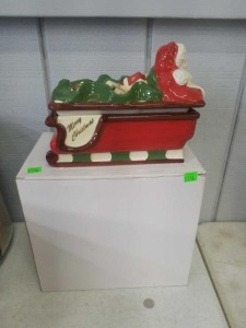 Yankee Candle Tea Light Set Santas Sleigh
