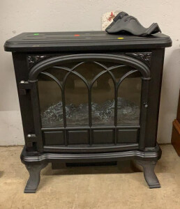 Duraflame Electric Fireplace 21x10x23.5