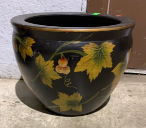 Norcal Pottery Decorative Planter