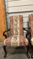 Pair Of Crystal Highpoint, Nc Arm Chairs 25x19 - 3
