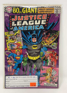 80pg. Giant Justice Leagie Of America #48