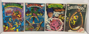 Dc Challengers Of The Unknown #61-64