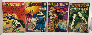 Dc The Spectre! #2-5