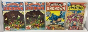 Dc Challengers Of The Unknown #79-81