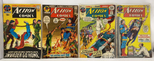 Action Comics #401 To #404