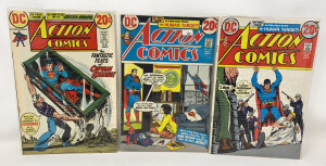 Action Comics #421 To #423