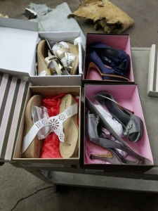 4 pairs of Women's Shoes Size 9 and 10