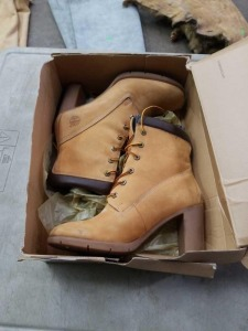 Women's Timberland Boots size 9.5