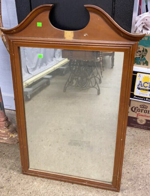 Damaged Frame Mirror 39x26