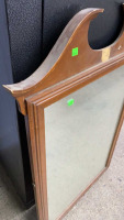Damaged Frame Mirror 39x26 - 5