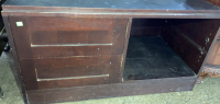 Incomplete Tv Stand 42x23x23 - 5