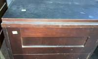 Incomplete Tv Stand 42x23x23 - 3