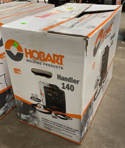 Hobart 140 With A Defective Tag