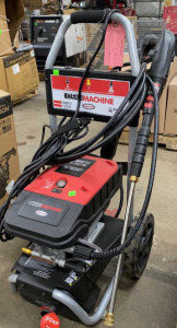 Simpson 2300 Pressure Washer With Defective Tag
