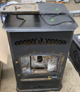 Electric Pellet Stove