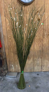 "55"" Tall Lighted Faux Flowers"