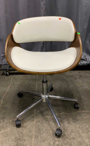 Adjustable Height Modern Office Chair With
