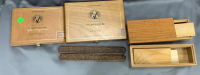 Cigar Boxes, Wood Boxes, Wood Pieces, Wood - 4