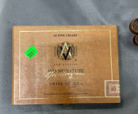 Cigar Boxes, Wood Boxes, Wood Pieces, Wood - 5