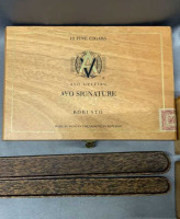 Cigar Boxes, Wood Boxes, Wood Pieces, Wood - 6