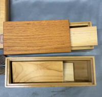 Cigar Boxes, Wood Boxes, Wood Pieces, Wood - 7