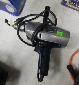Electro Reversible Drill; Untested