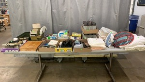 Office Supplies, Soft Goods, Iron, Paper Cutter