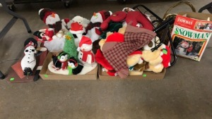Christmas: Animated Plush W/ Sound; Plush;