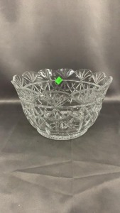 "Royal Gallery France 10"" Crystal Bowl"