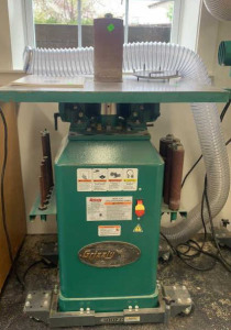 Grizzly Vertical Spindle Sander Model G1071