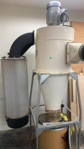 Oneida Air System Pro 2000 Dust Collector With
